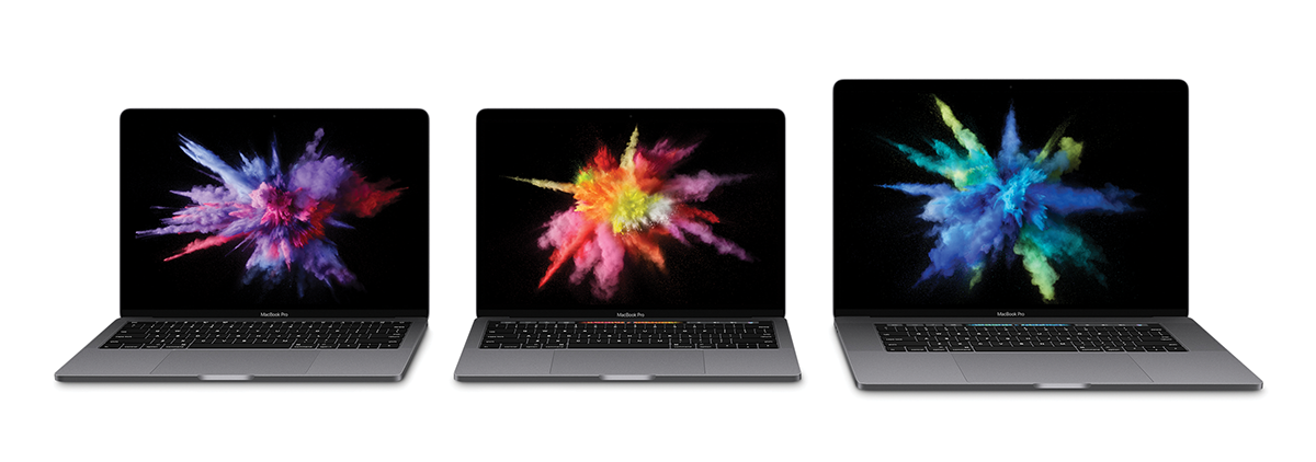 Apple MacBook Pro 2016