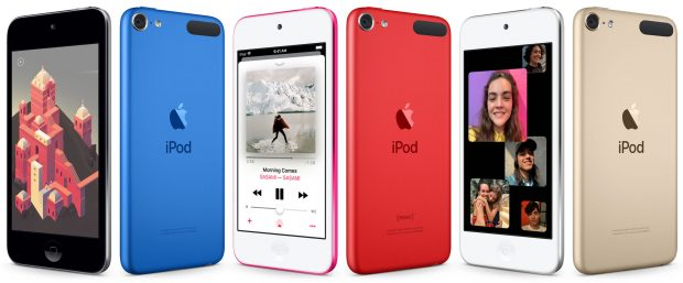 Apple iPod touch 2019 Lineup
