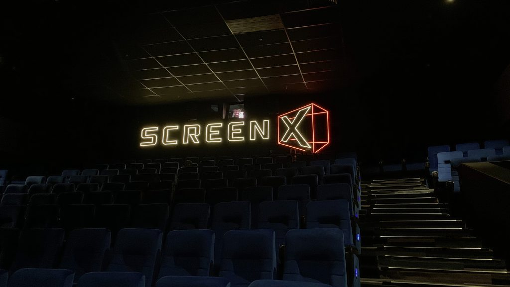 INOX ScreenX Review