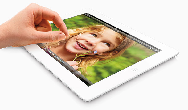 128GB iPad 4 with Retina Display