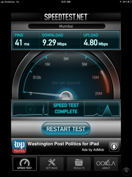 Apple iPad 3 Vodafone 3G